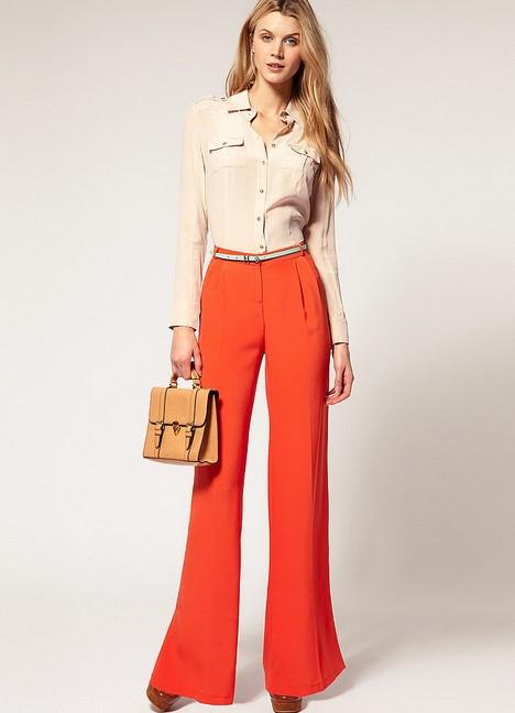 Мода брюки осень 2015