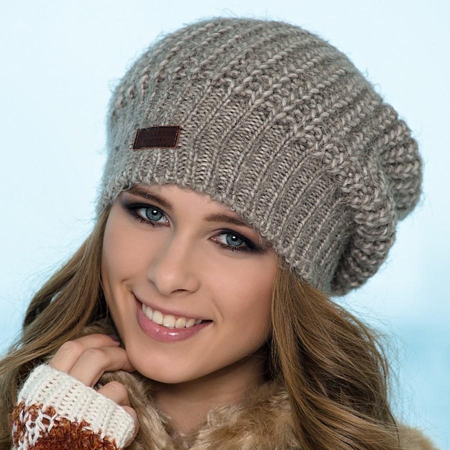 Модные вязанные шапки этого сезона своими руками