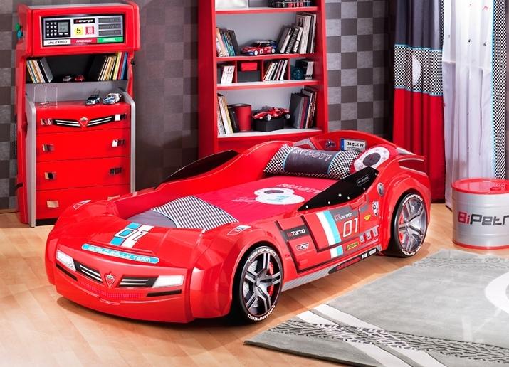 Кровати машины для мальчиков своими руками
