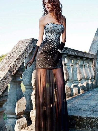 Смотрите еще на нашем блоге! Длинные вечерние платья 2015