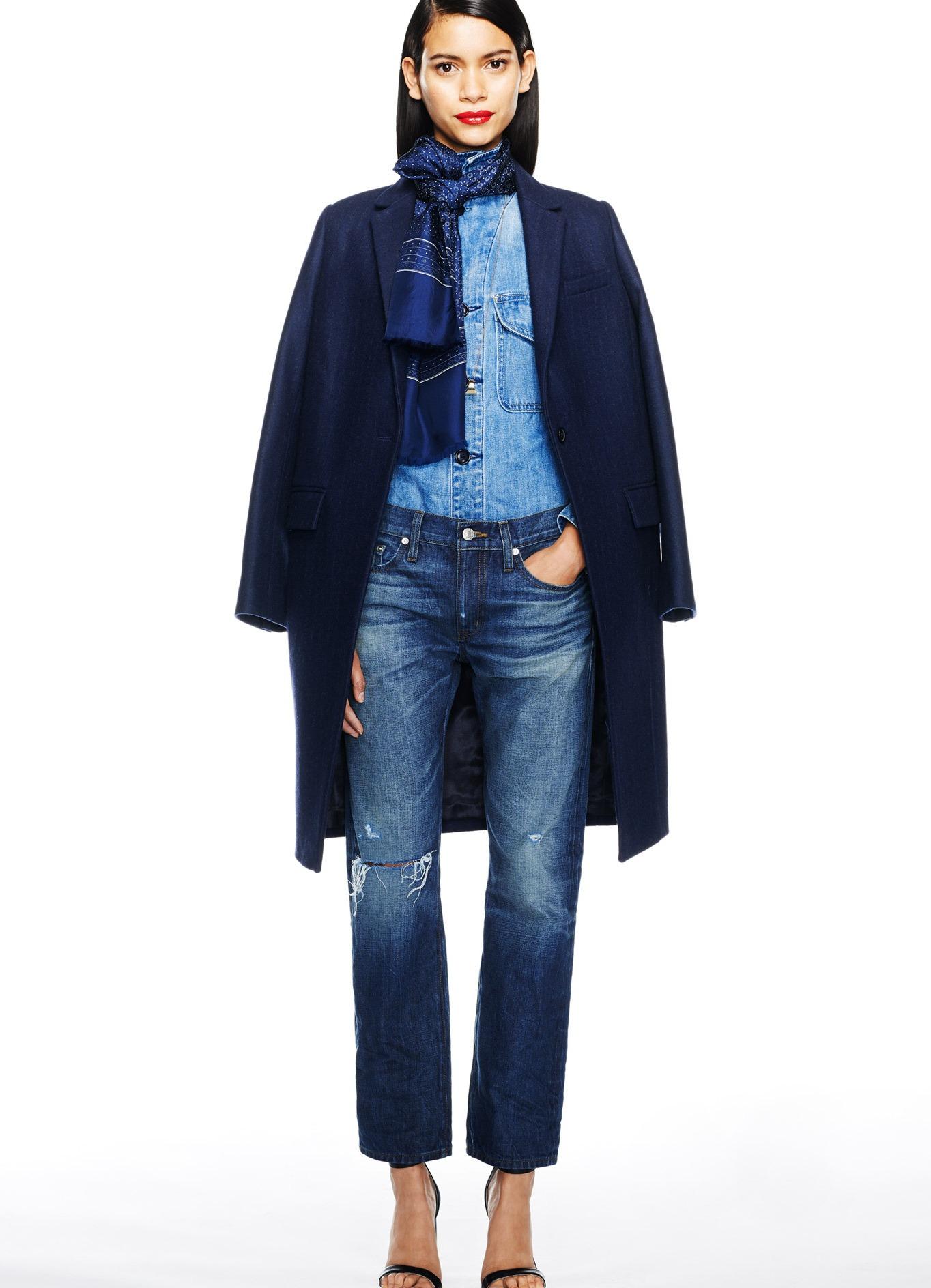 самая модная модель джинсов сезона 2015