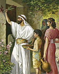 Еврейская Пасха
