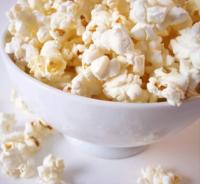 Как делать попкорн в микроволновке