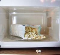 Попкорн в микроволновке