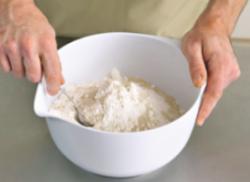 Как замесить тесто для лепки