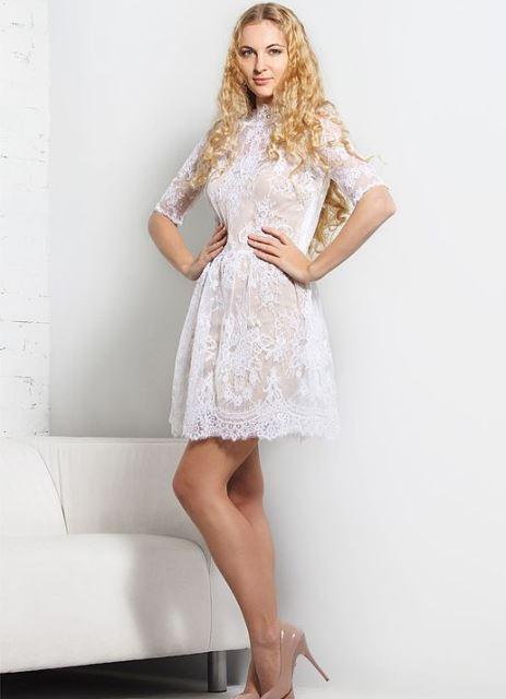 Короткое свадебное платье, фото купить Украина г. Украина. - 2