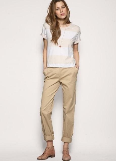 Модные женские брюки в этим летом