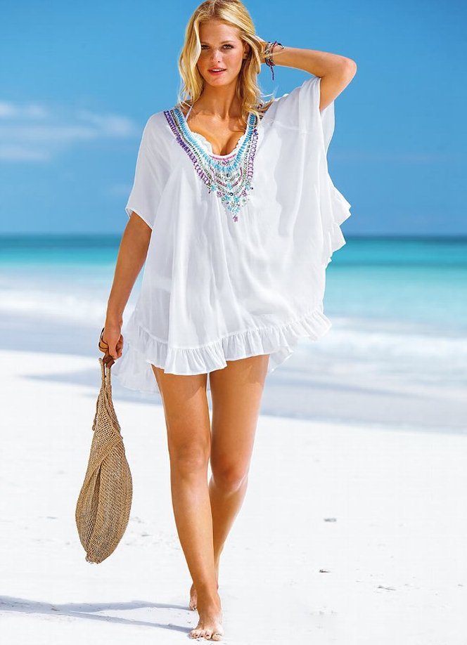 Платье пляжное заказать
