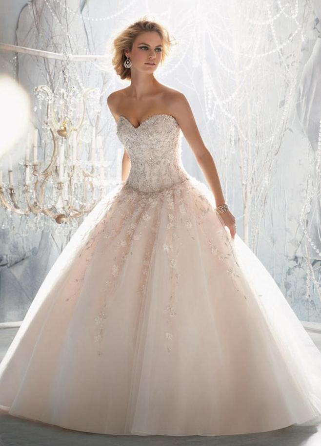 Платья 2015 пышные