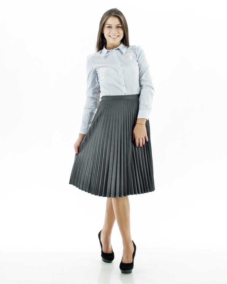 Длинная юбка в пол 50 фото - Уличная мода