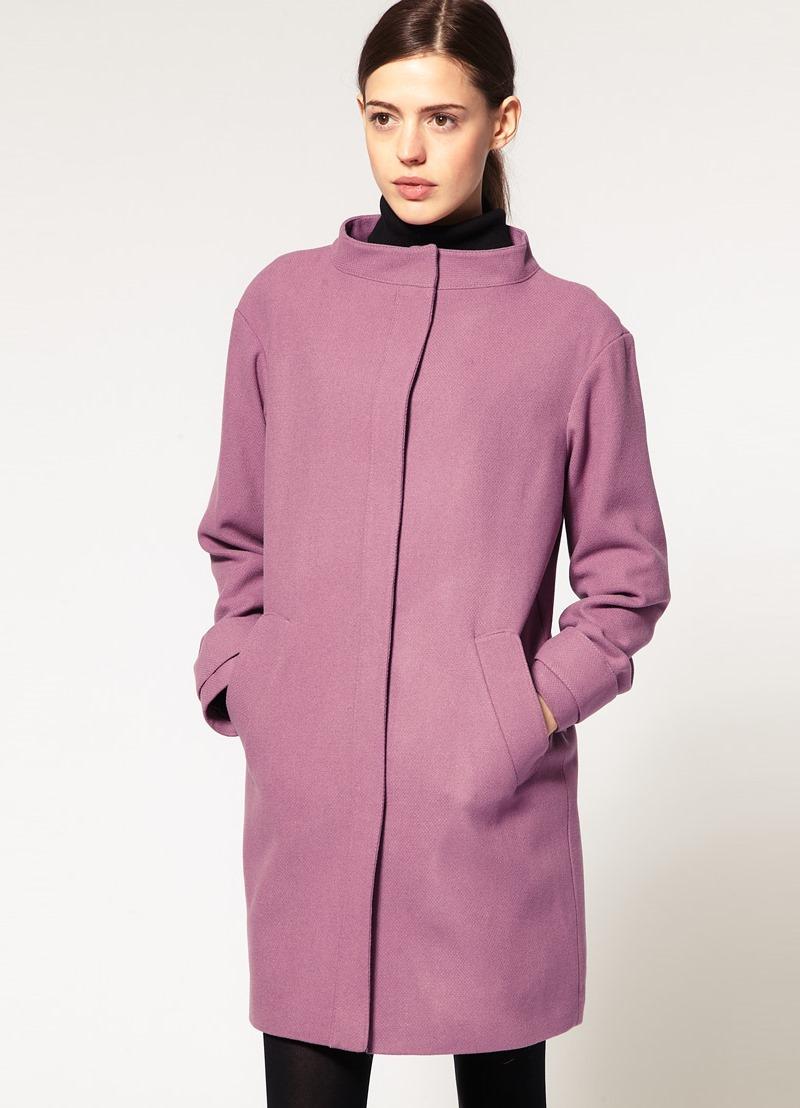 Верхняя одежда – мода весна 2015